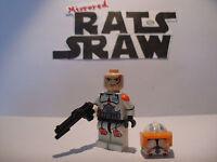 Lego Star Wars minifigure Trooper - Clone Custom Commander  Cody - 212th