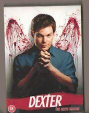 DEXTER SEASON 6 THE AVENGING ANGEL IS BACK PAL DVD