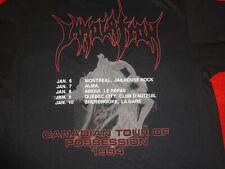 Death Metal Shirt Large Immolation Repulsion