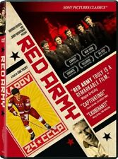 RED ARMY New Sealed DVD Soviet Union Hockey Team