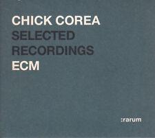 CD - ECM Rarum Selected Recordings - Chick Corea