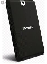 Toshiba Colored Back Cover for 10-Inch Tablet - Black New