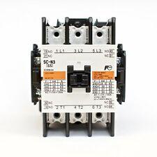 FUJI  Magnetic Contactor SC-N3 3A2a2b Coil: 110V~120V