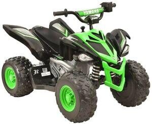 Yamaha 12 Volt Raptor ATV Ride On Boys