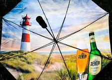 Jever Bier Brauerei Regenschirm, Panorama Schirm 102cm Durchmesser