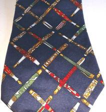 Tie Alynn Neckwear Penmanship Mens Silk 60