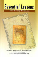Essential Lessons for Every Muslim - PB