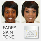 PURE WHITE FACE WHITENING CREAM STOPS MELASMA PIGMENTATION FADES SCARS