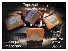 Tepezcohuite And Cuachalalate