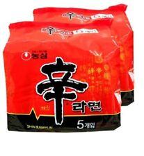 NongShim Shin Ramyun Noodle Soup, Gourmet Spicy, 10PCS