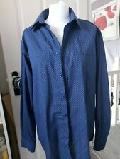 Mens Blue Shirt Size L from Pierre Cardin