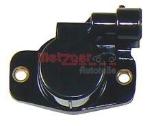 Sensor, Drosselklappenstellung METZGER 0904020