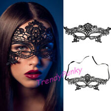Lace Masquerade Mask Fifty Shades Darker Halloween Party Prom Venetian Ball