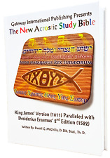 Erasmus Greek New Testament Parallel - The New Acrostic Study Bible Vol. 5