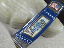 Franklin Mint Ulysses S. Grant Collector Knife