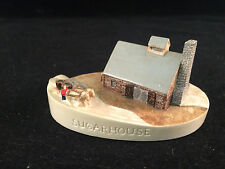 Sebastian Miniature Sml-468 Sugarhouse - Hudson 3718 Signed