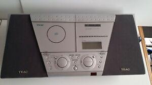 Teac Vertcial CD Radio Cassette System VC-P80