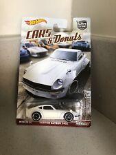 New ListingHot Wheels Cars & Donuts Custom Datsun 240Z