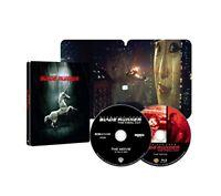 New Blade Runner Final Cut & lt; 4K ULTRA HD & Blu-ray set (2-Pack) Steel Book
