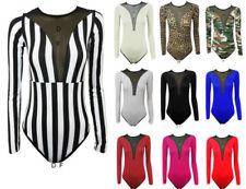 Camisas y tops de mujer de color principal negro de viscosa/rayón talla M