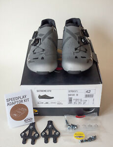 Northwave Extreme GT 2 Cycling Shoe size 42 with Speedplay adapter