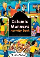 Islamic Manners Activity Book Islamic Books akhlaah children books character