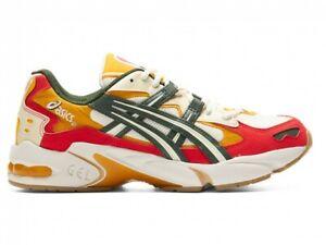 ASICS SPORTSTYLE Men's Shoes GEL-KAYANO 5 OG 1021A405 ASICS PEARL WHITE / GREEN