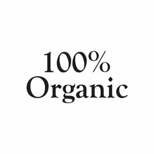 100 % Percent Organic - Vinyl Decal Sticker - Multiple Colors & Sizes - ebn3505