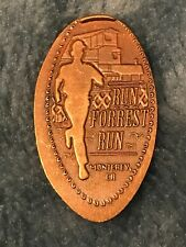Bubba Gump Cannery Row Monterey Ca Pressed Elongated Penny Copper