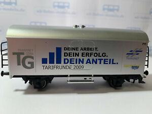 Märklin, Kühlwagen TRANSNET, exklusives Sondermodell, neu, OVP, DGB, EVG, Bahn