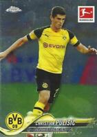 2018-2019 Topps Chrome Bundesliga Fußball Complete Hand Collated Set 90 Cards