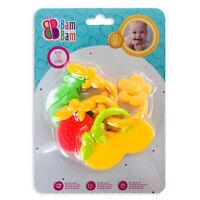 Jouet Créatif pour les Enfants Nouveau-Né BamBam Fruits Hochet 2878