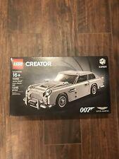 LEGO James Bond Aston Martin DB5 10262 Brand New Factory Sealed 007 EXCLUSIVE