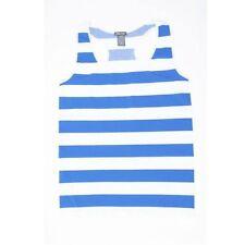 Magliette da donna in cotone blu