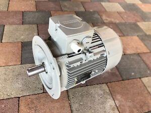 Siemens Motor Elektromotor Flanschmotor 4 KW