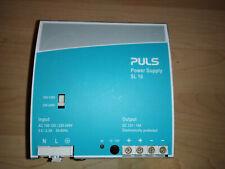 Puls Hutschienen Netzteil SL10.104 IN: AC100-120V/220-240V OUT: DC 12V /15A NEU