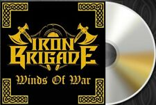 IRON BRIGADE – Winds of War (NEW*LIM.500 CD*US EPIC METAL*VISIGOTH*E.CHAMPION)