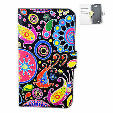 Credit Card Wallet Phone Leather Cover Case For Samsung Galaxy Note 2 II N7100