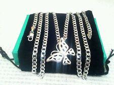 Butterfly Diamond Costume Necklaces & Pendants