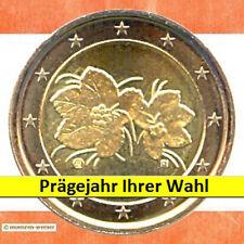 Kursmünzen Finnland: 2 Euro Münze 20XX Moltebeere zwei € Kursmünze