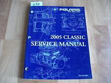 2005 POLARIS Snowmobile Classic Service Manual