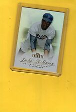 2012 TOPPS TRIBUTE JACKIE ROBINSON #92
