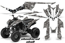 ATV Decal Graphic Kit Quad Sticker Wrap For Yamaha Raptor 350 2004-2014 CS K S