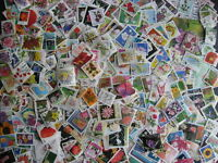 Premium flowers topic, over 540 different stamps + 3 souvenir sheets too!