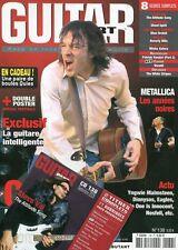 Guitar Part #138 -CALI- Dionysos, Radiohead, Eagles, Nosfell,...  + CD exclusif