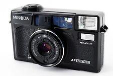 [For Parts] Minolta HI MATIC AF2 MD Point & Shoot Film Camera From Japan #0331