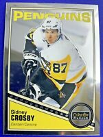 2019-20 O-Pee-Chee Platinum Retro #R-48 Sidney Crosby Pittsburgh Penguins