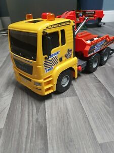 Large Dickies Toys/bruder Tow Truck