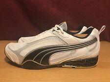 Puma Cell Cerano White/Black/Silver/Yellow Men's Size 10 W/Box🔥