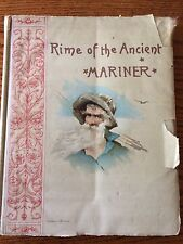 The Rime of the Ancient Mariner (1883) Gustave Dore, Samuel Taylor Coleridge 1st